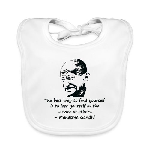 Find Yourself - Organic Baby Bibs