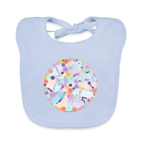 Creativity Relaxing originale JPG png - Bavaglino ecologico per neonato