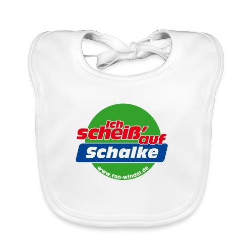 schalke - Baby Bio-Lätzchen