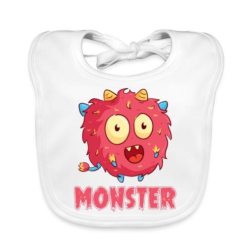 I've created a monster Partnerlook - Baby Bio-Lätzchen