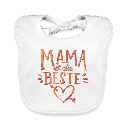 Mama Ist Die Beste - Baby Bio-Lätzchen