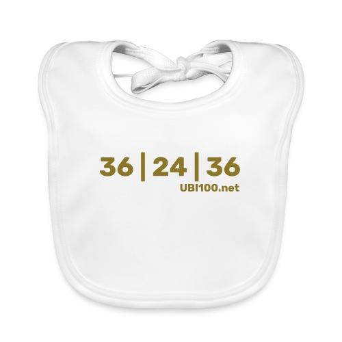 36 | 24 | 36 - UBI - Baby Organic Bib