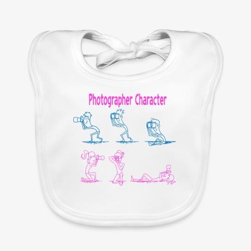 Photography 6 - Babero ecológico bebé