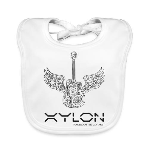 Xylon Guitars Premium T-shirt - Baby Organic Bib
