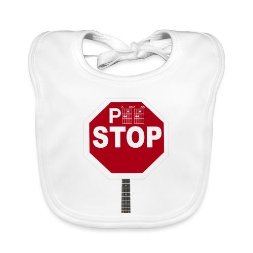 Pee Stop for Concert Goers! - Baby Organic Bib
