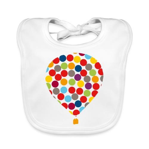 InklusionsBallon - Baby Bio-Lätzchen