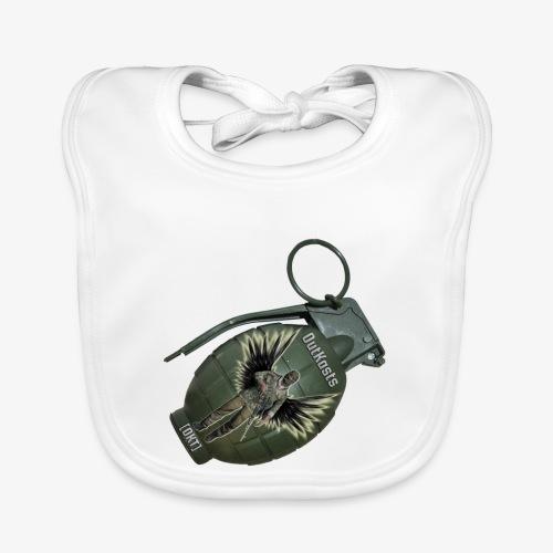 OutKasts Grenade Side - Baby Organic Bib