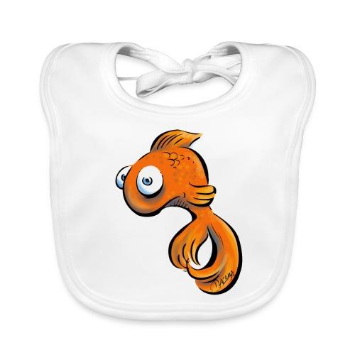 Frustfisch - Baby Bio-Lätzchen