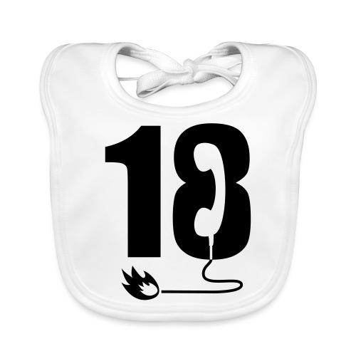 18 - Bavoir bio Bébé