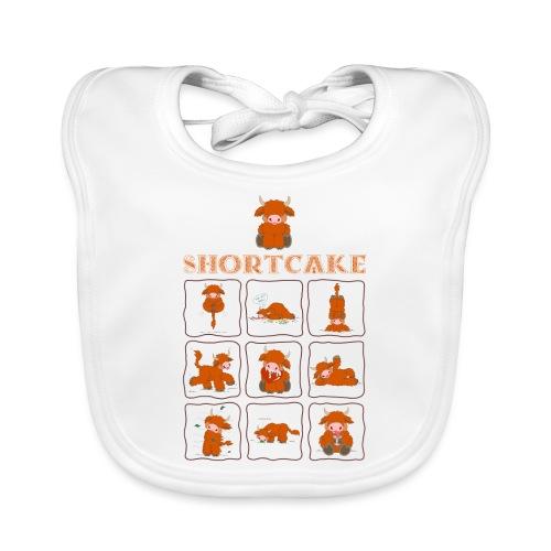 Shortcake - MOOHltiview - Baby Bio-Lätzchen