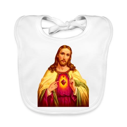 Jesus - Bio-slabbetje voor baby's