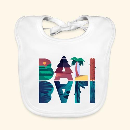 Bali Indonesien Insel Tropisches Paradies Ferien - Baby Bio-Lätzchen
