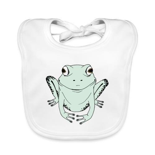 Happy frog - Baby Organic Bib