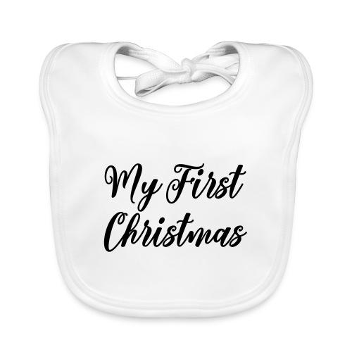 First christmas - Bio-slabbetje voor baby's