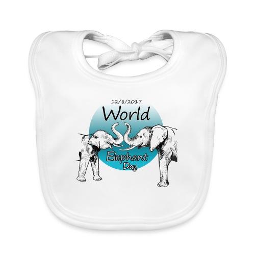 World Elephant Day 2017 - Baby Bio-Lätzchen