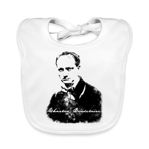 Charles Baudelaire - Bavoir bio Bébé