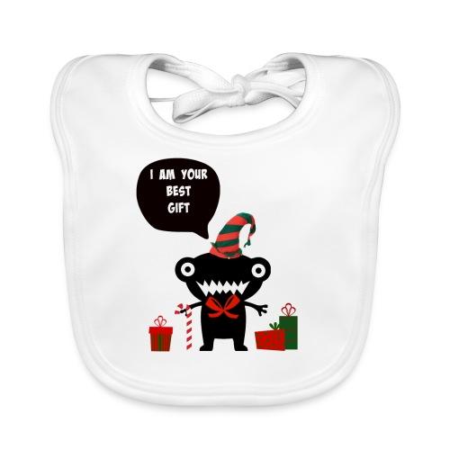 Meilleur cadeau - Best Gift - Bavoir bio Bébé