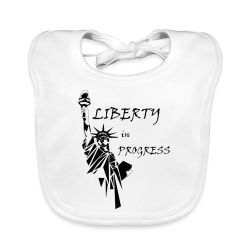 Liberty in progress - Ekologiczny śliniaczek