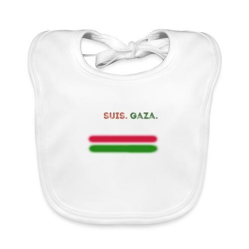 Je Suis Gaza - Baby økologisk hagesmæk