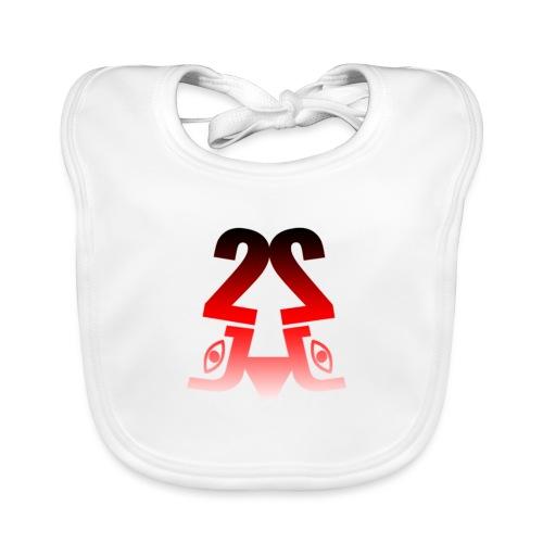 2J Logo fade - Hagesmække af økologisk bomuld