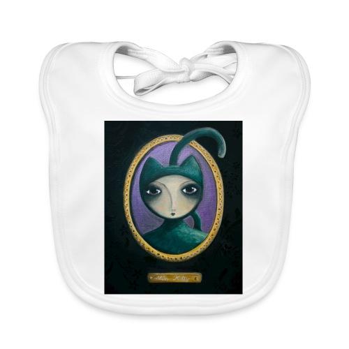 Miss Kitty t-shirt - Bavoir bio Bébé