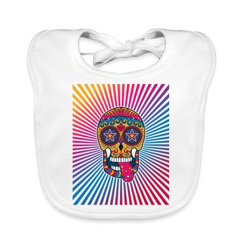 colorful mexican candy skull calavera santa muerte - Bavaglino