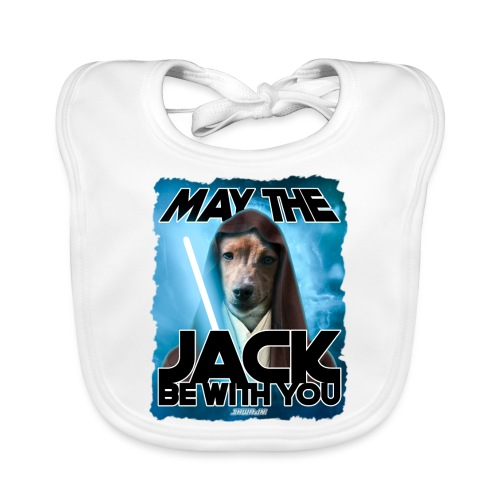 May the Jack be with you - Bio-slabbetje voor baby's