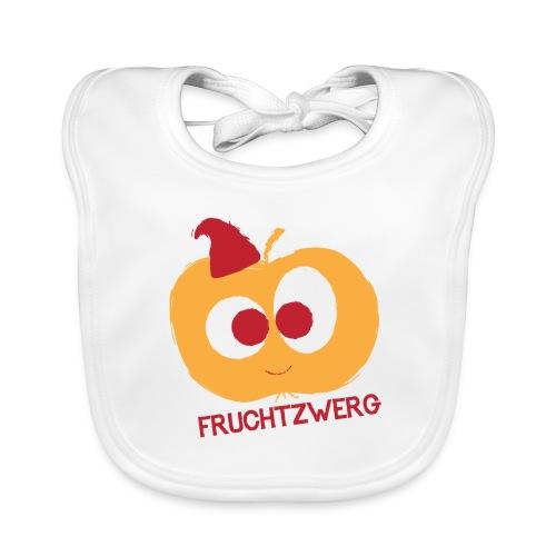 fruchtzwerg motiv - Baby Bio-Lätzchen