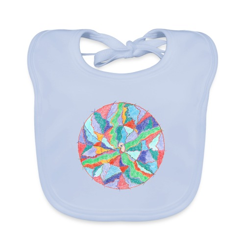 Creativity Nourishment originale JPG png - Bavaglino ecologico per neonato