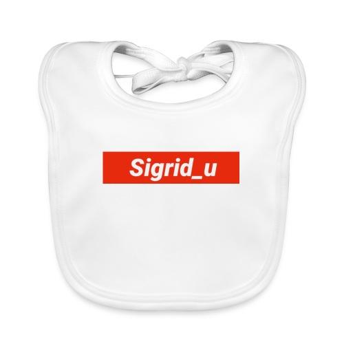 Sigrid_uBoxLogo - Økologisk babysmekke