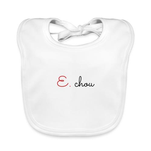 E. chou - Bavoir bio Bébé