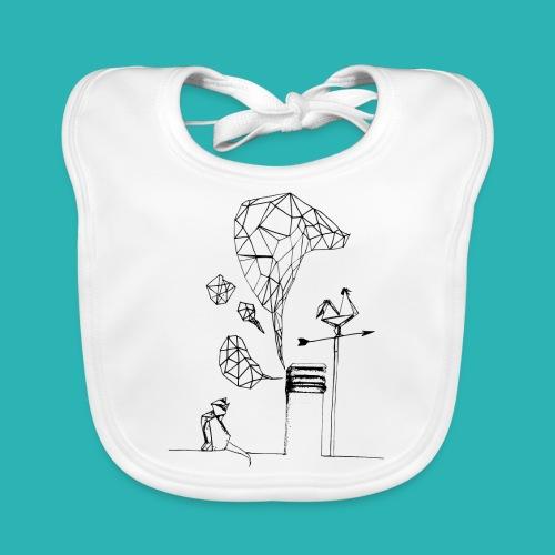 Carta_gatta-png - Bavaglino ecologico per neonato