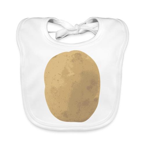 Aardappel - Bio-slabbetje voor baby's