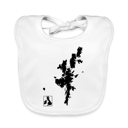 Shetland - Baby Organic Bib