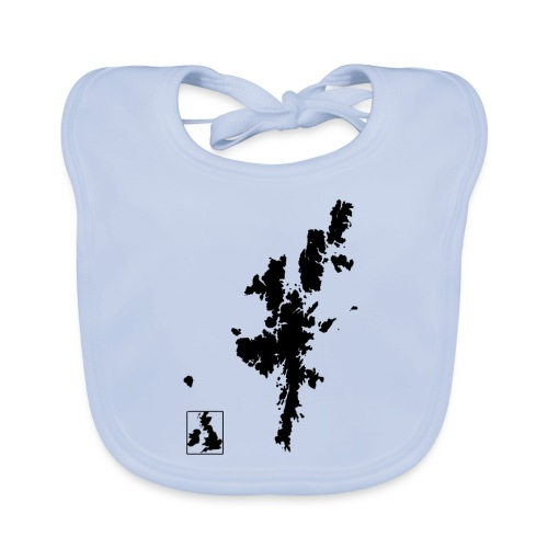 Shetland - Organic Baby Bibs