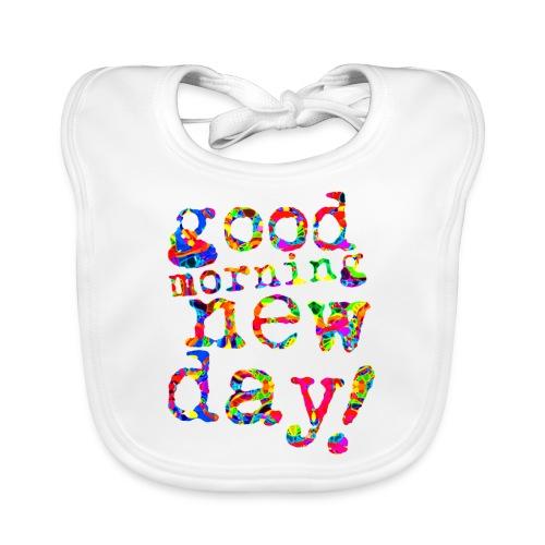 good morning new day - Bio-slabbetje voor baby's