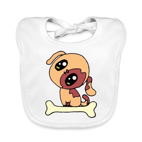 Kawaii le chien mignon - Bavoir bio Bébé