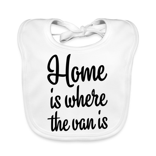 Home is where the van is - Autonaut.com - Baby Organic Bib