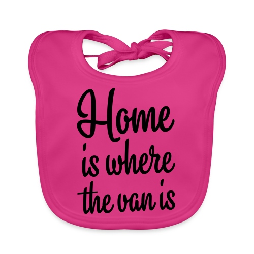 Home is where the van is - Autonaut.com - Baby Organic Bib