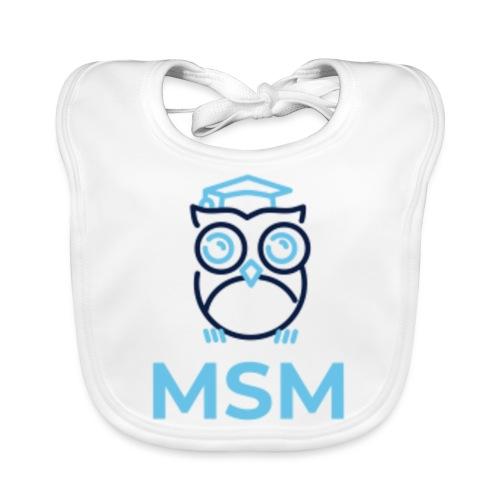 MSM UGLE - Hagesmække af økologisk bomuld