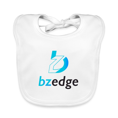 BZEdge Cutting Edge Crypto - Organic Baby Bibs