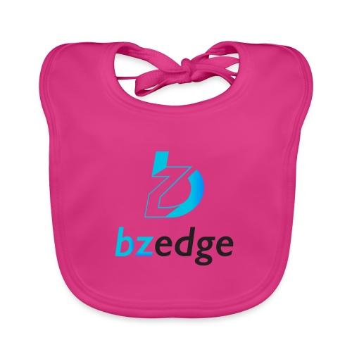 BZEdge Cutting Edge Crypto - Organic Baby Bibs