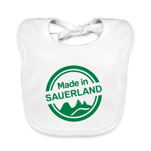 Sauerland-Made - Baby Bio-Lätzchen