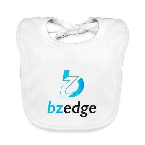 BZEdge Cutting Edge Crypto - Baby Organic Bib