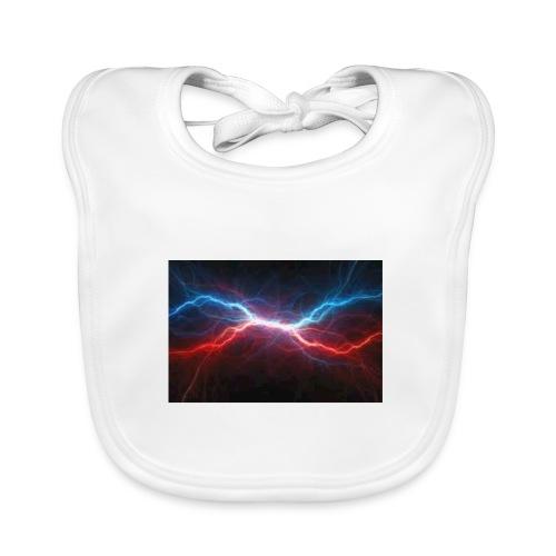 Lightning Bolt Merch - Baby Organic Bib
