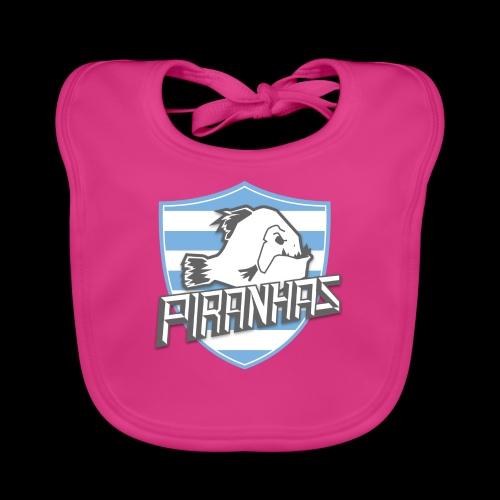 Logo Piranhas v5 - Bavoir bio Bébé