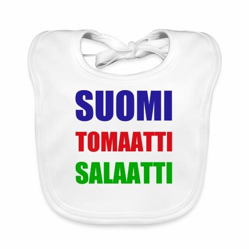 SUOMI SALAATTI tomater - Økologisk babysmekke