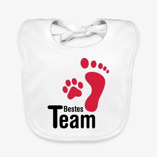 Bestes TEAM - Baby Bio-Lätzchen