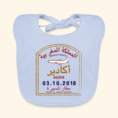 Agadir - Bavoir bio Bébé