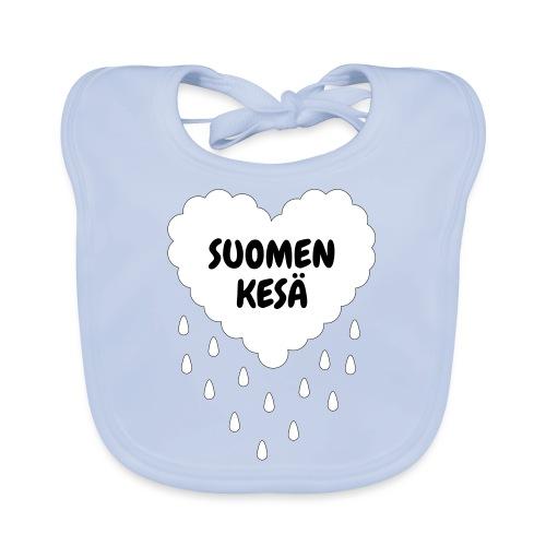 Suomen kesä - Vauvan ruokalappu